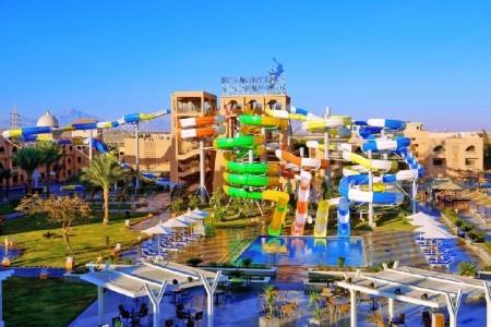 Egypt Hurghada Albatros Aqua Park 8 dňový pobyt All Inclusive Letecky Letisko: Praha júl 2019 (13/07/19-20/07/19)