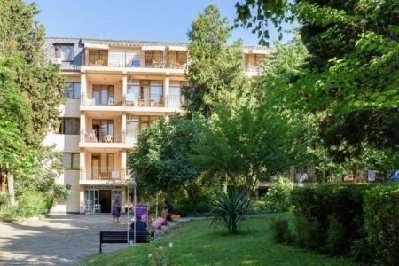 Dovolenka  - Bulharsko - Oasis Park Hotel