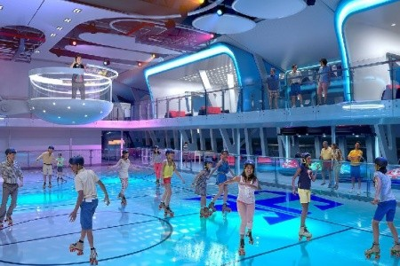 Singapur, Malajsie, Thajsko Na Lodi Quantum Of The Seas – 393883717