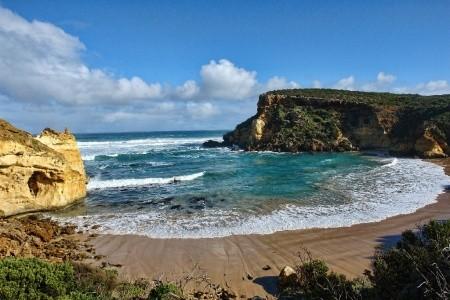 Dovolenka  - Austrália - Napříč Austrálií - zážitkově vlakem a lodí