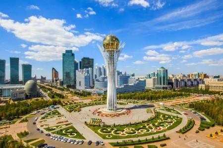 Dovolenka  - Kazachstan - Poznejte Astanu