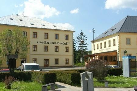 Dovolenka  - Česká republika - Wellness Hotel Kolštejn - Týdenní Relax + Wellness