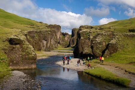 Dovolenka  - Island - ISLAND - gejzír, ledovcová laguna a vodopády I.
