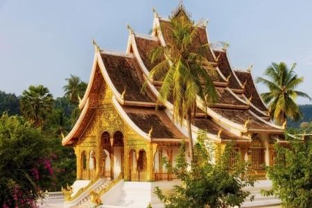 Dovolenka  - Kambodža - POKLADY LAOSU A KAMBODŽI