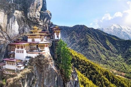 Dovolenka  - Čína - Perly Himalájí - Tibet, Bhútán, Nepál
