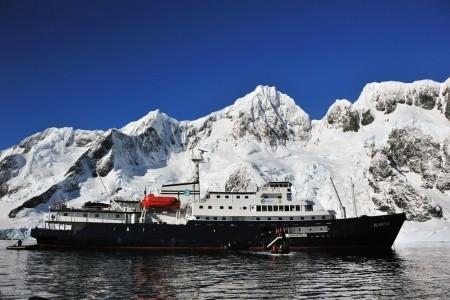 Dovolenka  - Grónsko - Špicberky A Severovýchodní Grónsko Na Lodi Plaucius