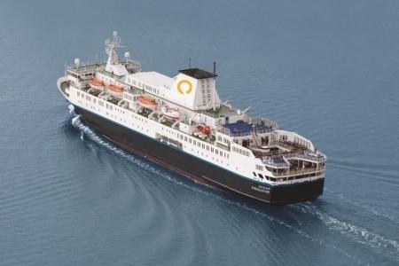 Dovolenka  - Argentína - Ocean Endeavour
