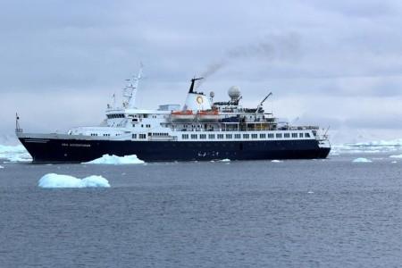 Dovolenka  - Antarktída - Sea Adventurer