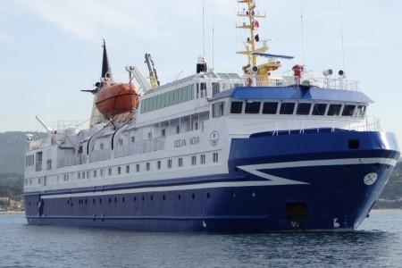 Dovolenka  - Grónsko - Ocean Nova