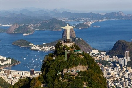 Dovolenka  - Brazília - To nejlepší z Jižní Ameriky (Argentina - Uruguay - Paraguay - Brazílie)