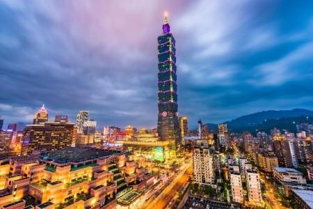 Dovolenka  - Južná Kórea - Okruh Tchaj-wanem