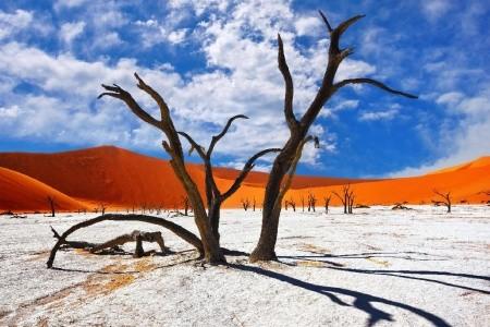 Dovolenka  - Namíbia - Namibie - svůdná a nepoznaná