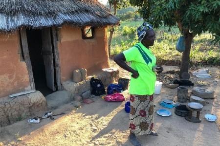 Dovolenka  - Zimbabwe - ve stopách Emila Holuba