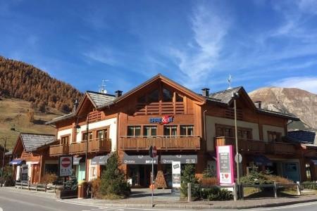 Apartmány Isola Free Ski