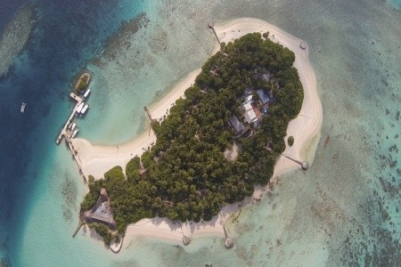 Dovolenka  - Maldivy - Makunudu Island