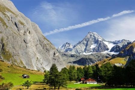 Rakousko – Dachstein a Zell am See