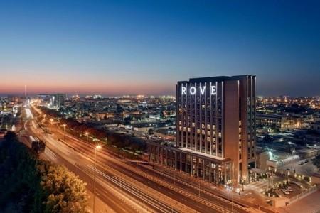 Spojené arabské emiráty Dubaj Rove Trade Centre 8 dňový pobyt Raňajky Letecky Letisko: Praha december 2019 (18/12/19-25/12/19)