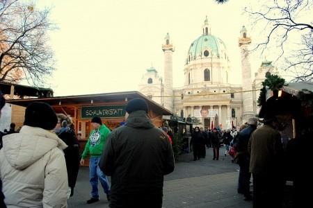 Adventní Vídeň (autobusem z Prahy)