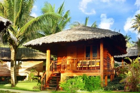 Dovolenka  - Vietnam - Coco Palm Beach