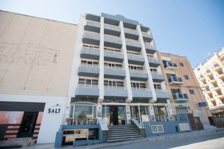 Dovolenka  - Malta - Coral Hotel