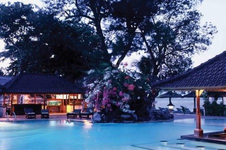 Dovolenka  - Bali - Griya Santrian Resort