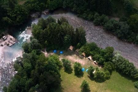 Dovolenka  - Slovinsko - Camp Naturplac