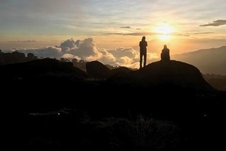Dovolenka  - Výstup na Kilimandžáro cestou Machame