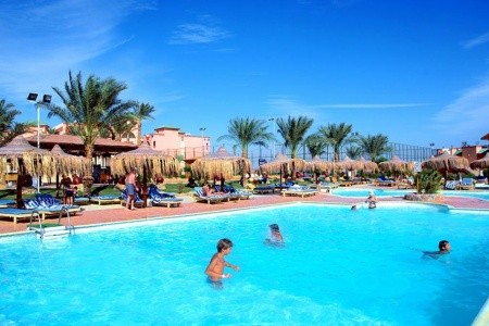 Egypt Hurghada Pickalbatros Aqua Park 8 dňový pobyt All Inclusive Letecky Letisko: Praha máj 2019 (16/05/19-23/05/19)