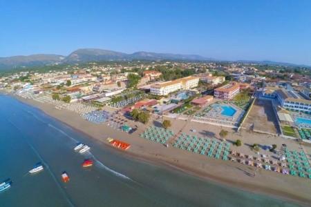 Grécko Zakynthos Mediterranean Beach Hotel 8 dňový pobyt Polpenzia Letecky Letisko: Bratislava september 2021 (13/09/21-20/09/21)