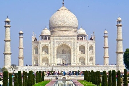 Indie - zlatý trojúhelník a krásy Nepálu
