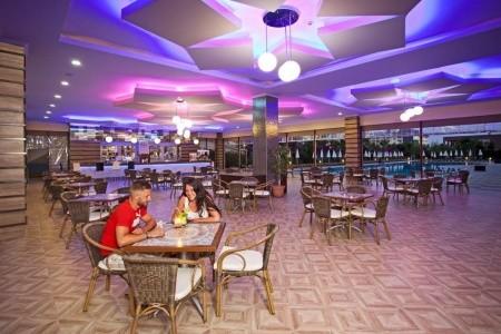 Turecko Alanya Titan Select 8 dňový pobyt All Inclusive Letecky Letisko: Bratislava september 2021 (10/09/21-17/09/21)