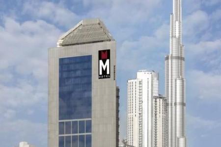 M Hotel Downtown By Millennium Dubaj