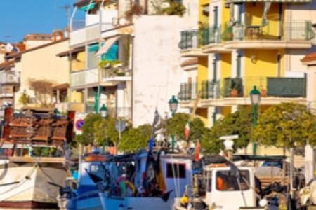 Najkrajšie letoviská severného Talianska