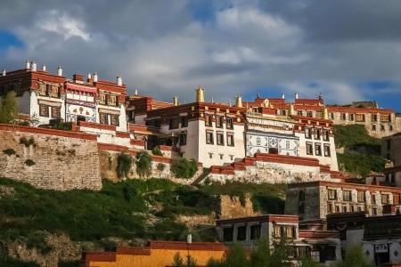 Tibet - Nepál - Mystický Kailás i království Guge