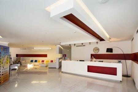 Grécko Rodos Sunrise Beach Hotel 8 dňový pobyt All Inclusive Letecky Letisko: Bratislava august 2021 (24/08/21-31/08/21)