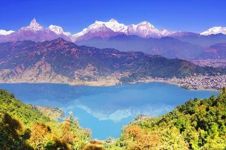 To nejlepší z Nepálu + NÁRODNÍ PARK CHITWAN (letecky z Prahy)