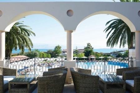 Grécko Korfu Roda Beach Resort & Spa 8 dňový pobyt All Inclusive Letecky Letisko: Bratislava august 2021 (29/08/21- 5/09/21)