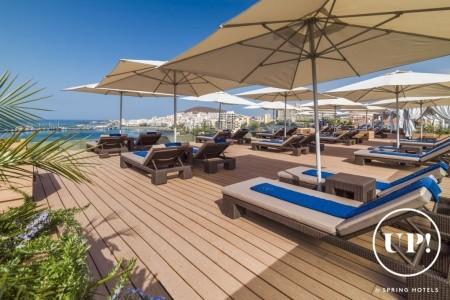 Kanárske ostrovy Tenerife Sensimar Arona Gran Hotel & Spa - Adults Only 8 dňový pobyt Polpenzia Letecky Letisko: Viedeň december 2019 ( 9/12/19-16/12/19)
