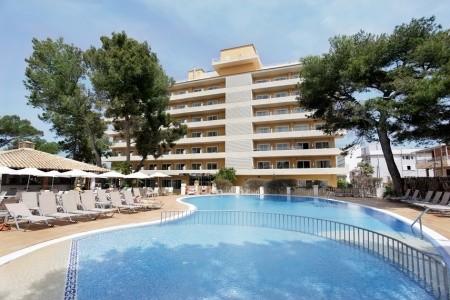 Španielsko, Mallorca, Grupotel Montecarlo