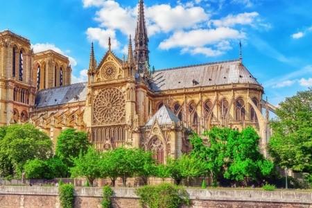 Prvá dáma Francúzska: Katedrála Notre Dame