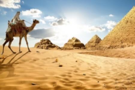 Tajomstvo pamiatok starovekého Egyptu: Vydajte sa po stopách faraónov