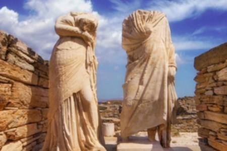 Božská dovolenka: Vydajte sa po stopách gréckych bohov