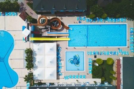 Turecko Belek Soho Beach Club 12 dňový pobyt Ultra All inclusive Letecky Letisko: Košice august 2021 (15/08/21-26/08/21)