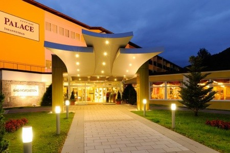 Johannesbad Hotel Palace (Ei)