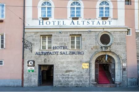 Austria Trend Hotel Radisson Blu Altstadt (Ei