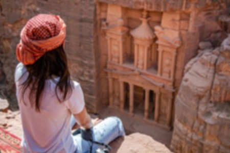 Slávne Jordánsko: Navštívte miesta zo svojich obľúbených filmov