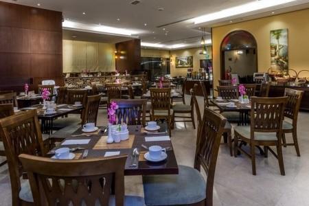 Spojené arabské emiráty Dubaj First Central Hotel Suites 8 dňový pobyt Polpenzia Letecky Letisko: Viedeň august 2020 (29/08/20- 5/09/20)
