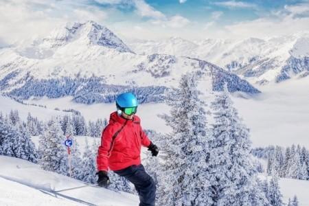 5 najlepších lyžiarskych stredísk v Rakúsku