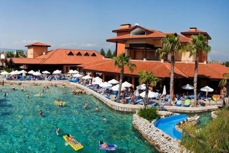 Turecko Side Club Grand Aqua - Apartmán 11 dňový pobyt All Inclusive Letecky Letisko: Bratislava júl 2021 (21/07/21-31/07/21)