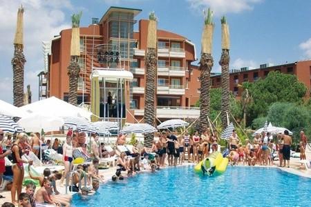 Turecko Alanya Pegasos Club - Rodinná Izba 8 dňový pobyt All Inclusive Letecky Letisko: Bratislava júl 2021 (23/07/21-30/07/21)